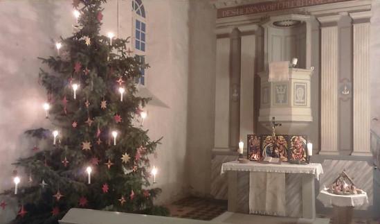weihnacht-altar